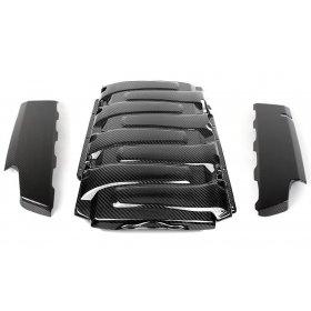 C7 Corvette Stingray Carbon Fiber Engine Covers Package