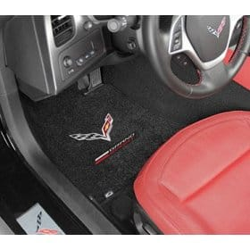 C7 Corvette Grand Sport Lloyd Embroidered Floor Mats