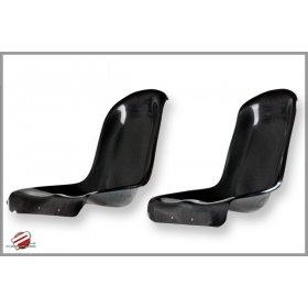 Nissan GT-R R35 Dry Carbon Fiber Rear Seat Delete