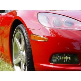C6 Corvette Side Marker Trim