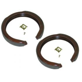 Corvette C5 1997-2004 Parking Brake Shoe Set