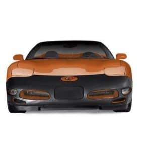 Corvette C5 1997-2004 Front Mask with Emblem Cut-out  Mini