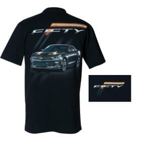 2016-2017 Camaro FIFTY Black T-Shirt