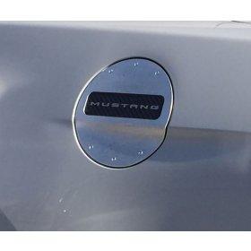 2015-2017 Ford Mustang DefenderWorx Billet Fuel Door