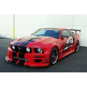 2005-2009 Ford Mustang APR Carbon Fiber S197 GT-R Widebody