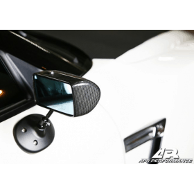 Nissan GT-R R35 Carbon Fiber GT3 Racing Side View Mirrors