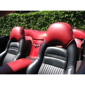 Corvette C5 Speed Lingerie Head Rest Cover