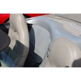 Corvette C5 Speed Lingerie Convertible Rear Noise Cover