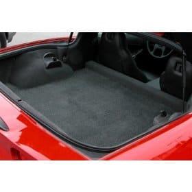 Corvette C6 Lloyd Cargo Mat and Front Floor Mat Bundle