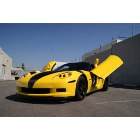 Corvette ZLR Style Vertical Door Conversion Kit