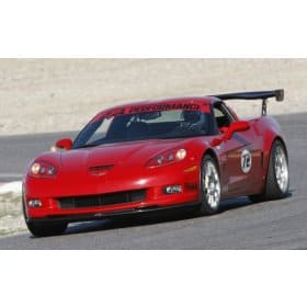 C6 Corvette /Z06 GTC-500 Adjustable Wing (05+)