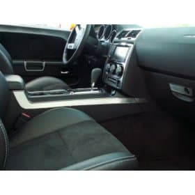 Dodge Challenger Stainless Side Console Trim