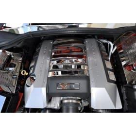 2010-2014 Camaro Stainless Steel Shroud Plenum Trim