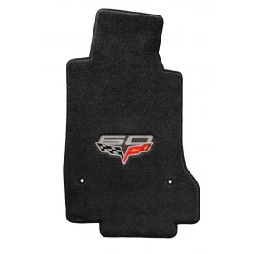 C6 Corvette  60th Anniversary Lloyd Floor Mats