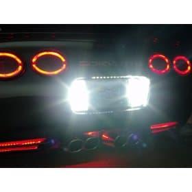Corvette C5 80 Watt Reverse Light Led's