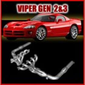 Dodge Viper American Racing Headers