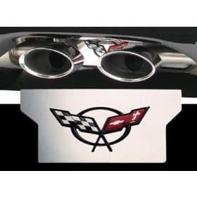 C5 Corvette Stainless Steel Enhancer Plate
