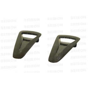 Nissan GT-R R35 Carbon Fiber Air Ducts