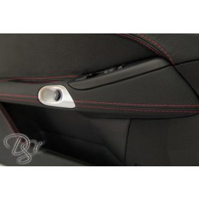 C6 Corvette  Leather Door Pulls
