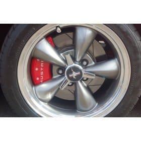 Mustang Brake Caliper Covers