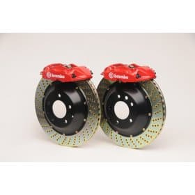Challenger SRT8 Brembo GT Rear Brake Kit