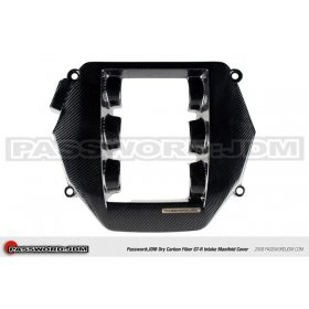 Nissan GT-R R35 Dry Carbon Intake Manifold Cover