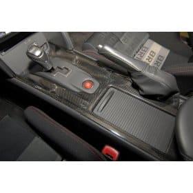 Nissan GT-R R35 Carbon Fiber Lower Shifter Bezel Panel