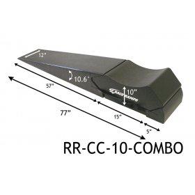 "10"" Crib Cruiser Combo Race Ramps"