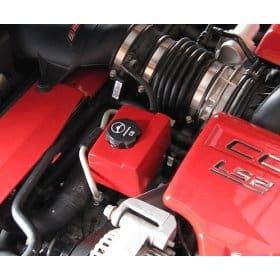 C6 Corvette  Painted Steering Pump Cover