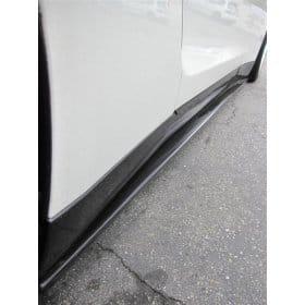 Nissan GT-R R35 Carbon Fiber Side Skirts