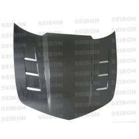 2010-2013 Camaro Seibon Hood-TS Style Carbon Fiber Hood