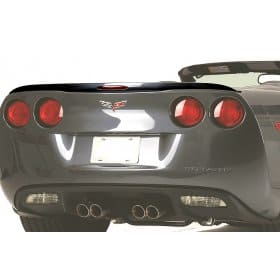C6 Corvette Painted Rear Spoiler GM Racing Style