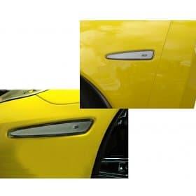 C6 Corvette  Clear Side Marker Lights