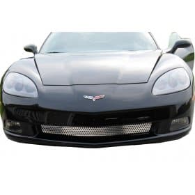 C6 & Z06 Corvette Perforated Grill