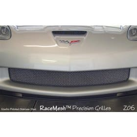 C6 Corvette  Z06 Racemesh Precision 4 Chamber Grille