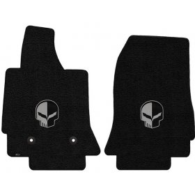 C7 Corvette Lloyd Floor Mats Jake Logo