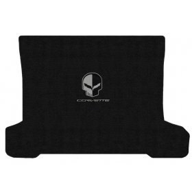 C7 Corvette Lloyd Cargo Mats with Corvette Script and Jake Logo