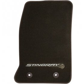 C7 Corvette Floor Mats w/Stingray Logos