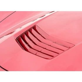 C7 Corvette Painted Hood Scoop Vent Insert