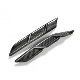 C7 Corvette Stingray Carbon Fiber Front Fender Vents
