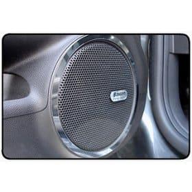 2010-2015 Camaro Door Speaker Chrome Trim