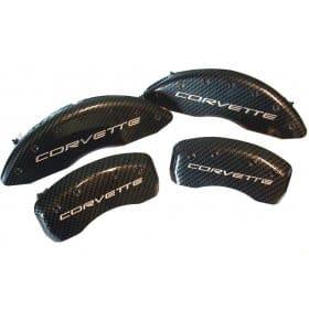 C5/C6 Corvette Caliper Covers w/Logo