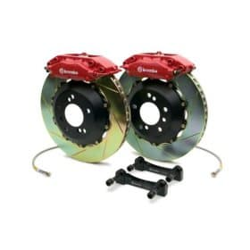 Challenger RT Brembo GT Front Brake Kit
