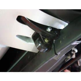 C6 Corvette  Skid Plate Wheels