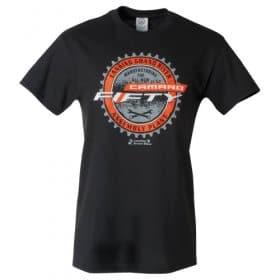 2016-2017 Camaro FIFTY Lansing Black T-Shirt