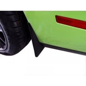 2015 Dodge Challenger Hellcat SRT Mopar Molded Splash Guards