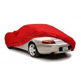 Form Fit Indoor Mustang Car Cover