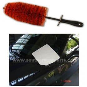 Speed Master Wheel Brush   Ultimate Cloth Combo