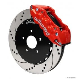 Wilwood Corvette C6 Front Big Brake Kit