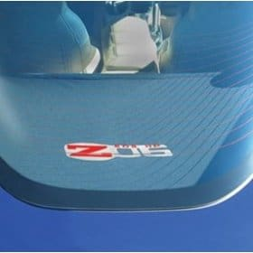 C6 Corvette Z06 Coupe Cargo Security Shade